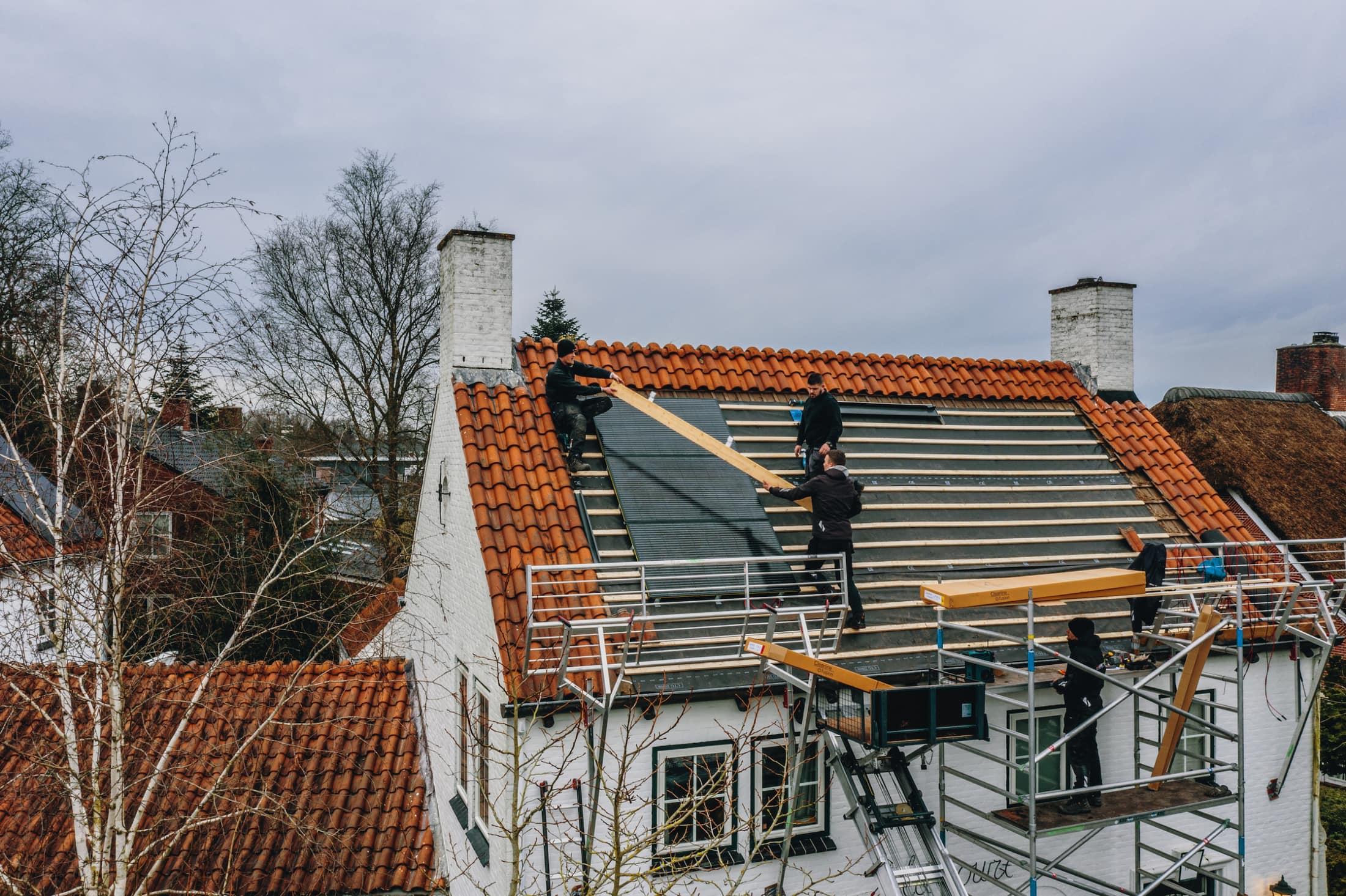 Financiering zonnepanelen