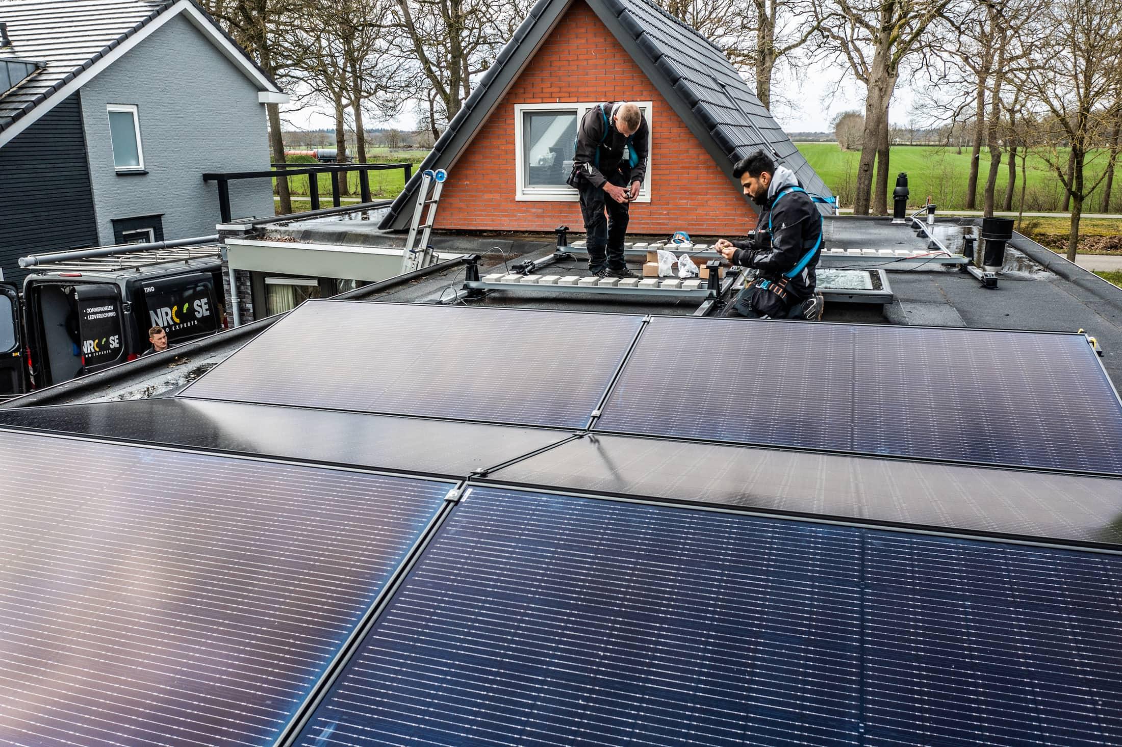 Kosten & opbrengsten zonnepanelen