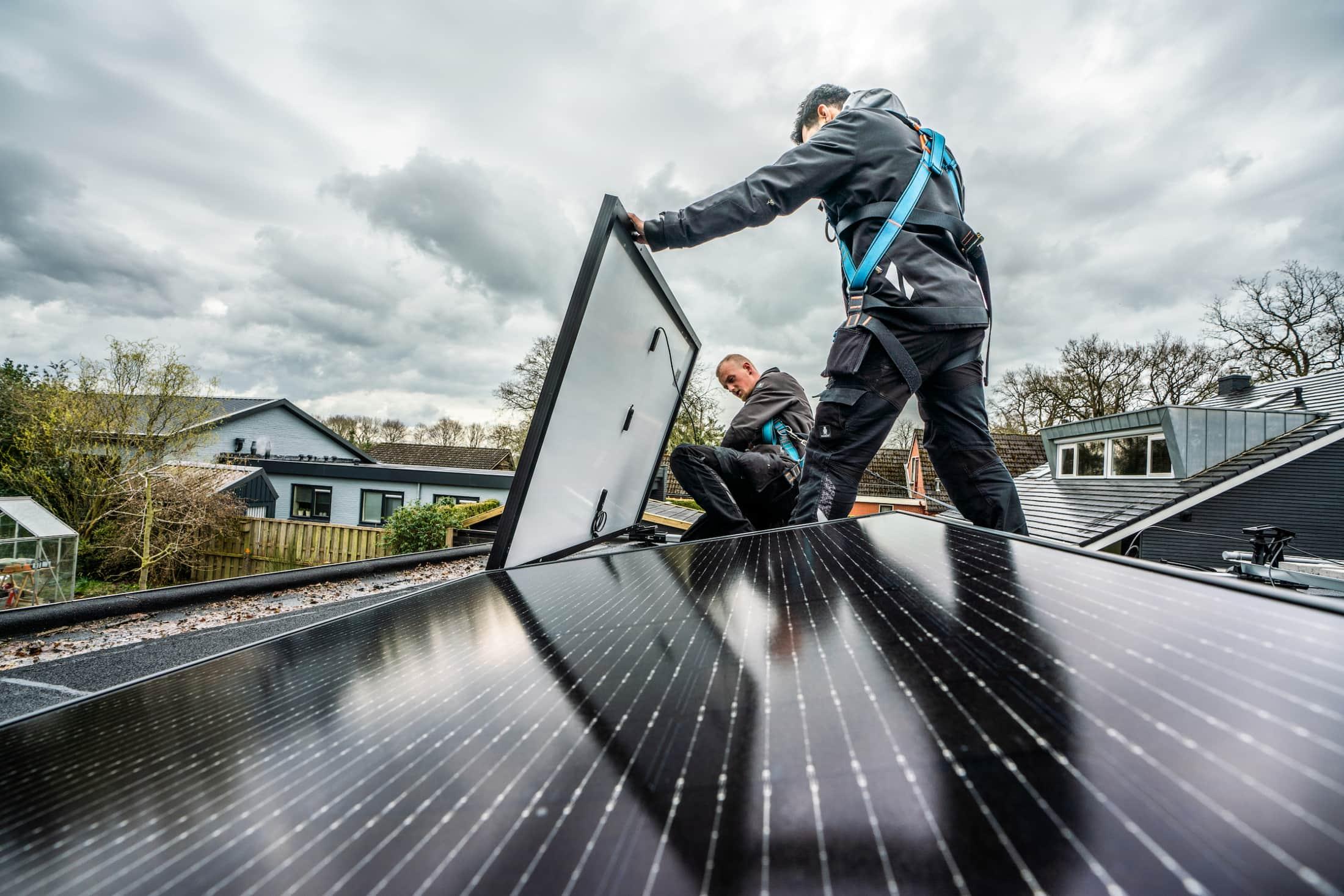 Zonnepanelen kopen als ondernemer?